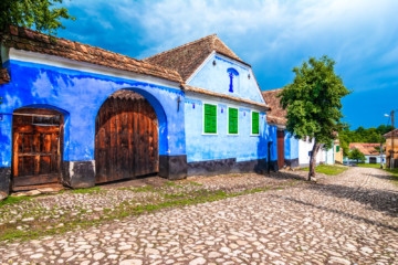 The authentic villages of Romania